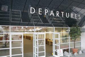 QEII Departures