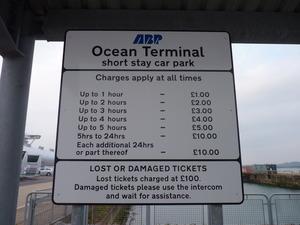 CruiseSouthamptoncom - Southampton cruise ship parking