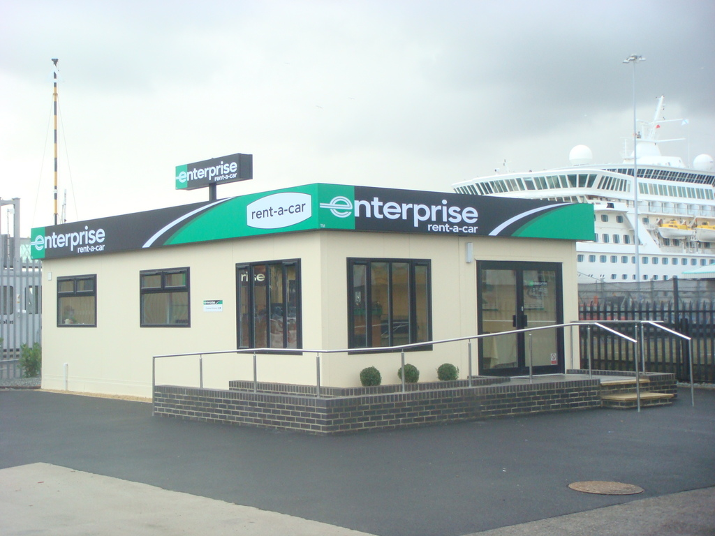 Enterprise Car Hire Southampton Cruise Terminal