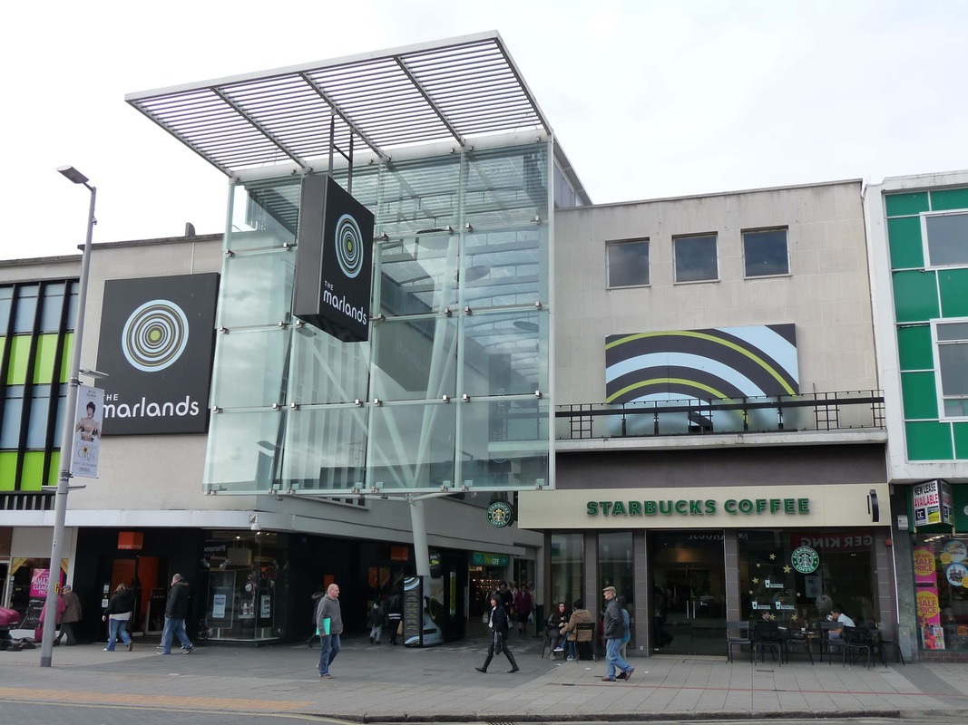 The Centre At Salisbury Food Court