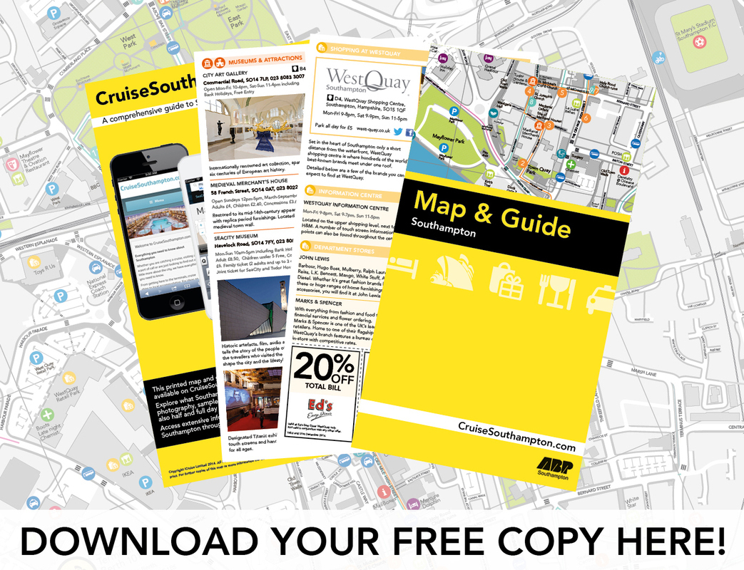 Grap a Copy of the 2014 Map & Guide