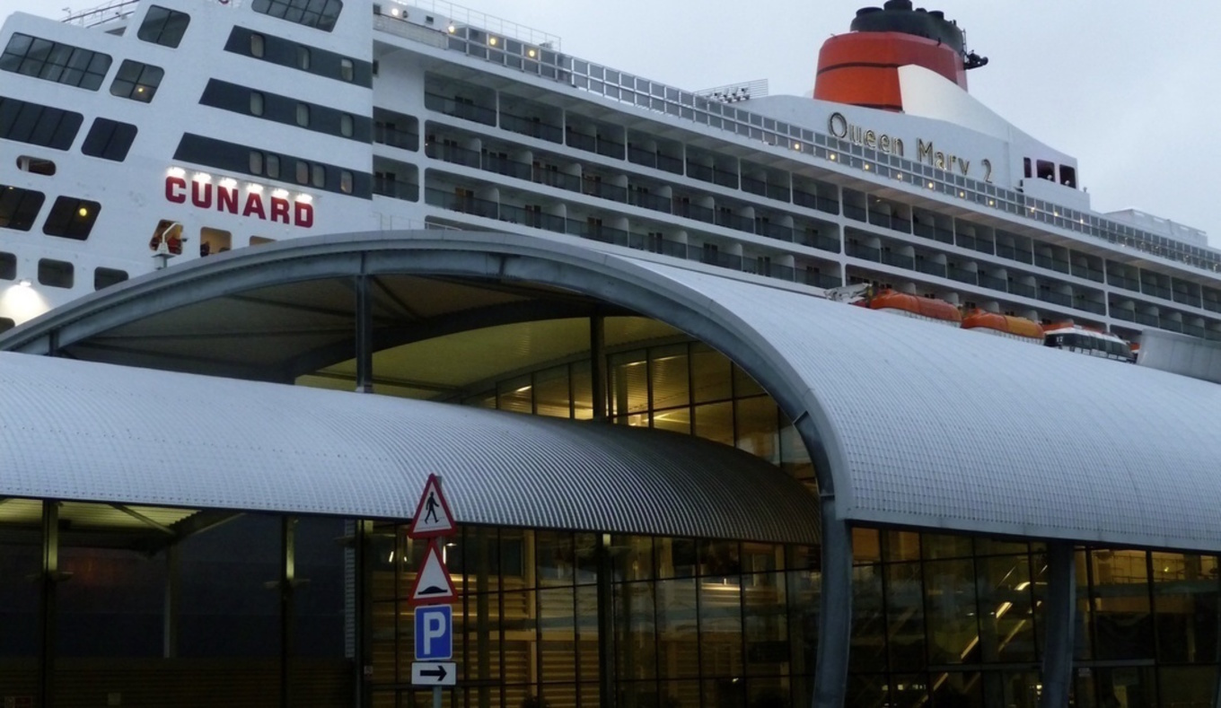 Image result for southampton cruise port car park