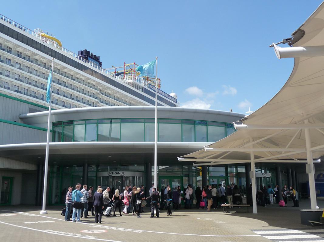Southampton's City Terminal