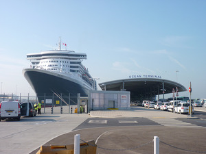 Cruise ship terminal information arrival departure lounges seeing upwards of 400 cruises each year southampton is one of the largest cruise ports in northern europe with four main terminals qeii ocean m4hsunfo